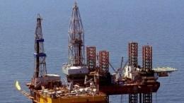 Киев потребовал вГааге право надобычу газа вЧерном море