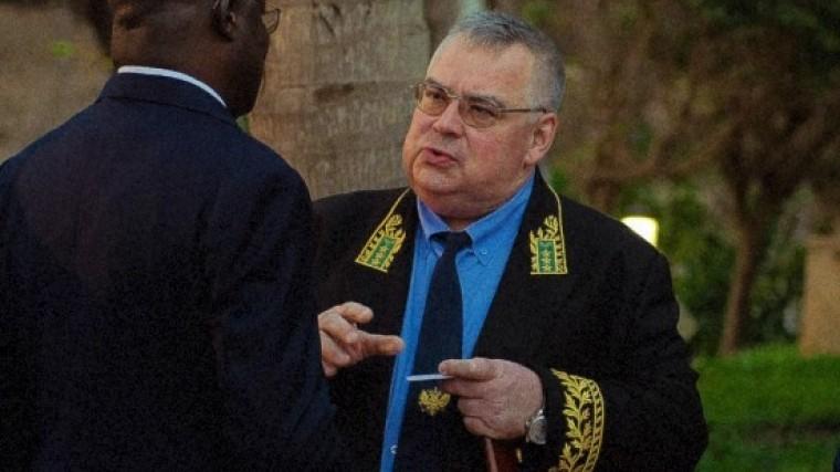 Скончался посол России вСенегале иГамбии Сергей Крюков