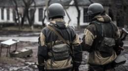 ВДНР опровергли заявление Киева опродвижении украинских силовиков кДонецку