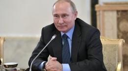 Путин назвал ШОС серьезной имногоплановой организацией