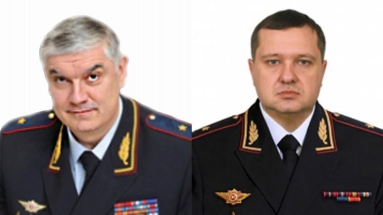Путин уволил двух генералов полиции из-за «дела Голунова»