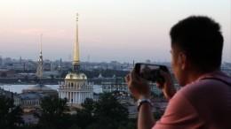 Обошел Рим иПариж: Петербург признали лучшим городом для туризма вЕвропе