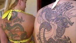 Каждый пятый сделавший тату или пирсинг получил проблемы создоровьем
