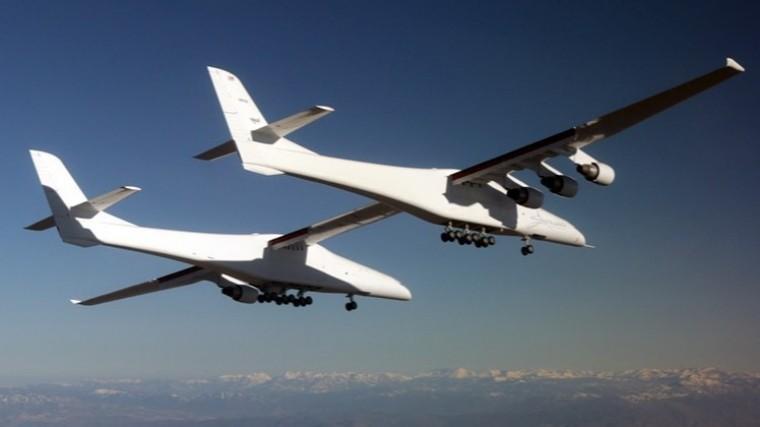 Крупнейший вмире самолет выставили напродажу вСША