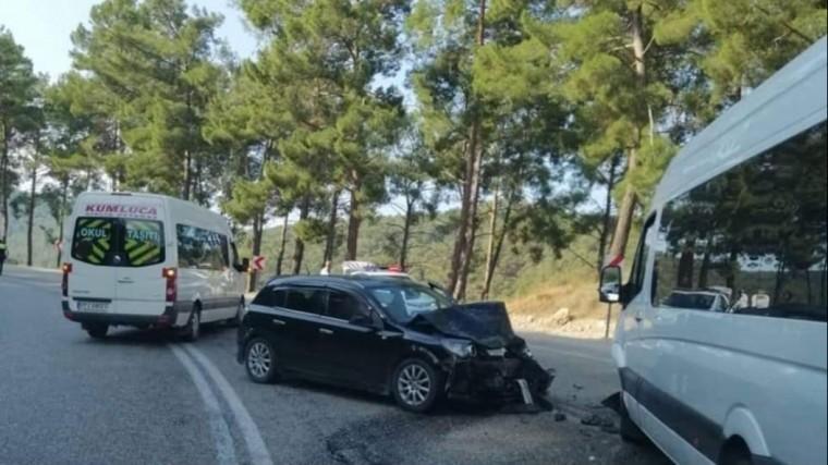 Среди пострадавших ваварии савтобусом вТурции могут быть россияне