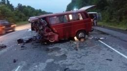 Семь человек погибли вДТП вВоронежской области