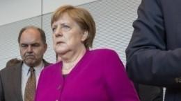 Депутат Бундестага раскритиковал Меркель заподдакивание США вотношении кРФ