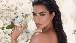 Макияж для тела: Ким Кардашян раскрыла секрет гладкой исияющей кожи— видео
