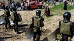 Задержаны еще 12 участников конфликта вЧемодановке, где погиб человек