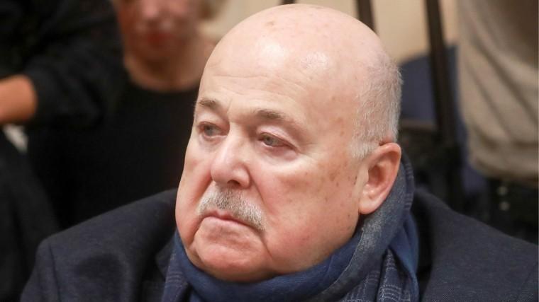 Актер Александр Калягин госпитализирован вМоскве