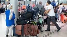 Пассажиры рейса Нижневартовск— Уфа томились ваэропорту почти десять часов