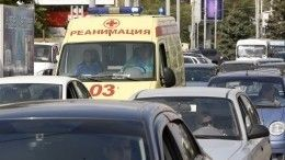 Видео: Фельдшер погиб врезультате столкновения «скорой» синомаркой под Тамбовом