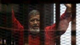 Бывшего президента Мухаммеда Мурси похоронили вЕгипте