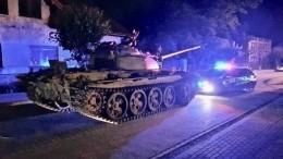 Пьяный водитель насоветском танке проехался поулицам польского города