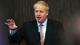 Видео: Борис Джонсон извинился забылую резкость высказываний