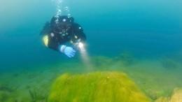 Видео: Археологи нашли надне Черного моря «корабль Одиссея»