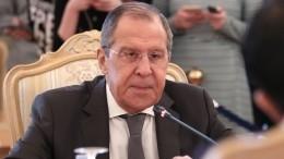 Сергей Лавров напомнил послу Швейцарии русскую народную мудрость