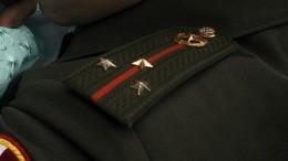 Звезды напогоны: ВРоссии меняют правила получения звания старшего лейтенанта