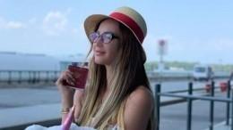 Накрутила «рогалики»: Ольга Бузова пытается заставить себя пахать после отпуска