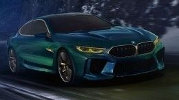 Легендарная «восьмерка» семейства BMW пополнилась новым четырехдверным Gran Coupe