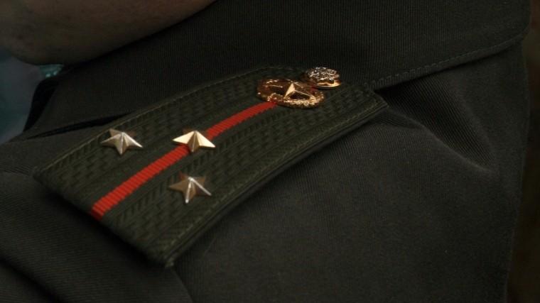 ВМинобороны опровергли изменение правил присвоения звания старшего лейтенанта