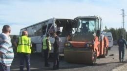 ВМВД назвали возможного виновника ДТП савтобусом под Златоустом