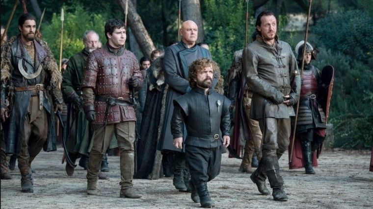 ВСеверной Ирландии начали снимать приквел «Игры престолов»