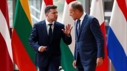 Полный провал: украинский политик раскритиковал поездку Зеленского вЕвропу