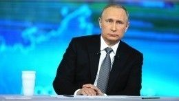 Видео: Владимир Путин объяснил опасность резкого снижения зарплат чиновников