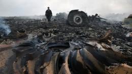 Премьер-министр Малайзии назвал политизированным расследование крушения MH17