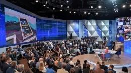 Эффект «Прямой линии»: Как чиновники экстренно решали проблемы после жалоб Путину