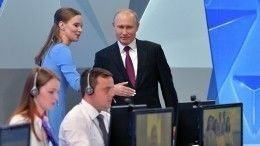 «Эффективный лидер»: Западные СМИ пришли ввосторг от«Прямой линии» сПутиным