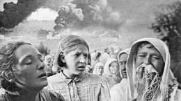 День памяти искорби. Россияне вспоминают ожертвах Великой Отечественной войны