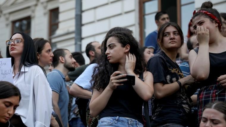ВТбилиси возмутились приостановкой туристического потока изРоссии