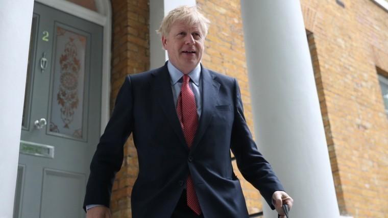 Экс-глава британского МИДа Борис Джонсон подрался сюной любовницей