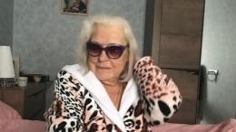 Дочь Федосеевой-Шукшиной прокомментировала состояние актрисы