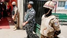 Четыре человека погибли после теракта вЕгипте