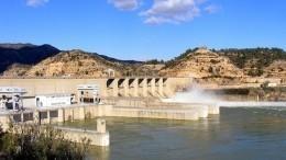 Взрыв произошел нагидроэлектростанции вИспании