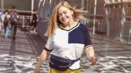 «Собака мордой вниз»: Ирина Пегова встала впозу перед подписчиками