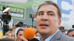 Видео: Саакашвили заявил, что россияне «обнаглели доконца»