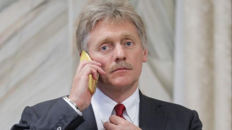 «Больше ничего нетерял»: Песков опомощнике потерявшем записку Путину