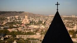 Грузия потеряет 150 тысяч российских туристов из-за протестов