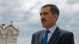 Глава Ингушетии объявил одосрочной отставке