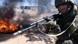 Пять соединений общевойсковой армии ВВО вБурятии подняли потревоге