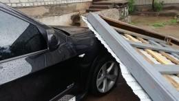 Капризы природы: мощный ураган вУльяновске, штормовое предупреждение вТатарстане