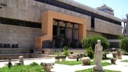 Видео: музей истории Алеппо восстанавливают вСирии