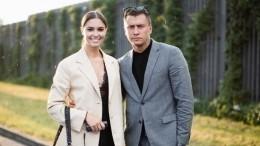 Агата Муцениеце прокомментировала слухи отретьей беременности
