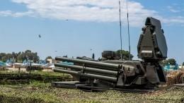 Российские средства ПВО отразили атаку боевиков наавиабазу Хмеймим
