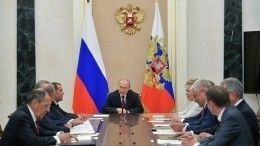 Путин обсудил счленами Совбеза подготовку ксаммиту G20 вОсаке