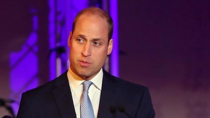 Принц Уильям разнервничался из-за вопроса обориентации его детей— видео
